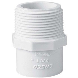 LASCO 3/4-in Dia PVC Sch 40 Adapter
