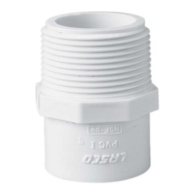 LASCO 1/2-in Dia PVC Sch 40 Adapter