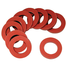 Blue Hawk 10-Pack Rubber Washers