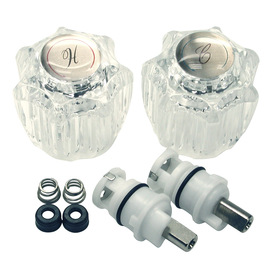 Danco Metal Faucet Repair Kit for Delta/Delex