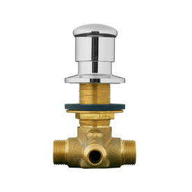 KOHLER Brass 1/2-in Sweat Diverter Shower Valve