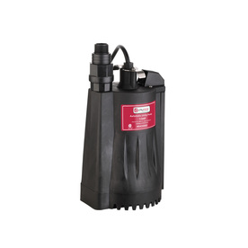 Utilitech 0.33-HP Thermoplastic Submersible Utility Pump